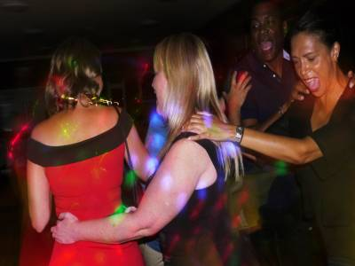 Disco scene by Capital Nightlife of Epping