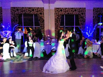 Image supplied by Music Mix Mobile Disco