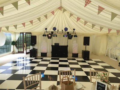 Image supplied by SoundONE Disco Sound and Lighting