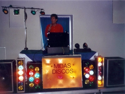 Image supplied by Blackpools Midas Disco