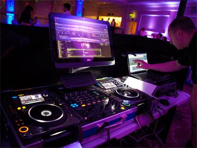 Elite Wedding Discos DJ image
