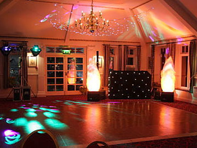 Image supplied by Elite Wedding Discos